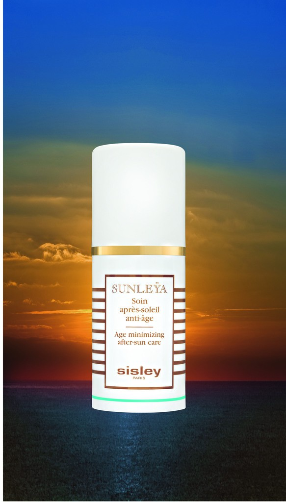 Sunleÿa, the after-sun age minimizer by Sisley.