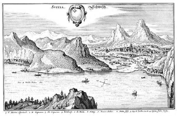 Schwyz 17th century