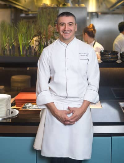 Sebastien Cassagnol Is The New Executive Chef of the Royal Savoy Hotel & Spa Lausanne