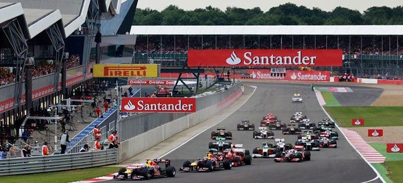 Silverstone-UK-F1