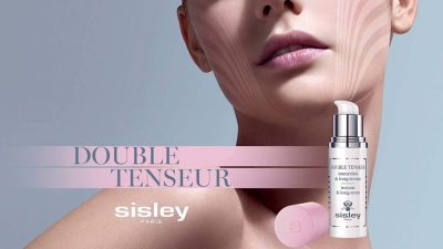 Sisley Double Tenseur: instant and long-term