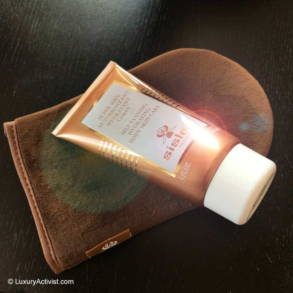 Sisley-Self-Tanning-body-Skincare