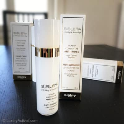 Sisleÿa By Sisley 2019 New launches, Fighting Epigenetic!