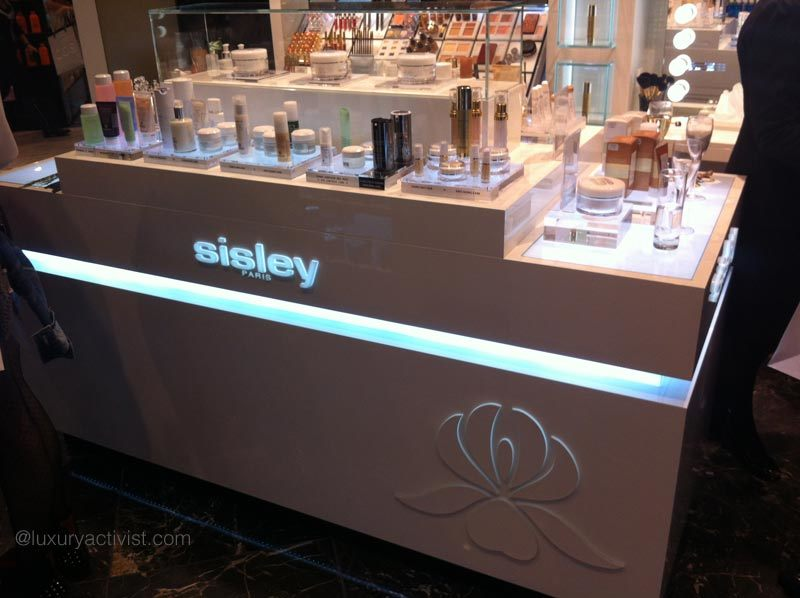Sisley opens Flagship counter at Jelmoli in Zürich