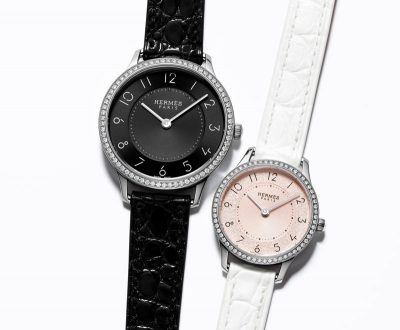 Slim d'Hermès new models, amazing utter simplicity.