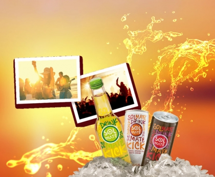Sol Maté drink, from South America to the world