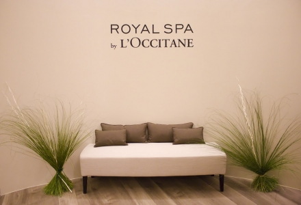 L'Occitane, first Swiss spa at hotel Royal Crans Montana