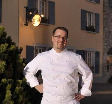 Exclusive interview – Stéphane Décotterd, Swiss Chef at Le Pont de Brent.