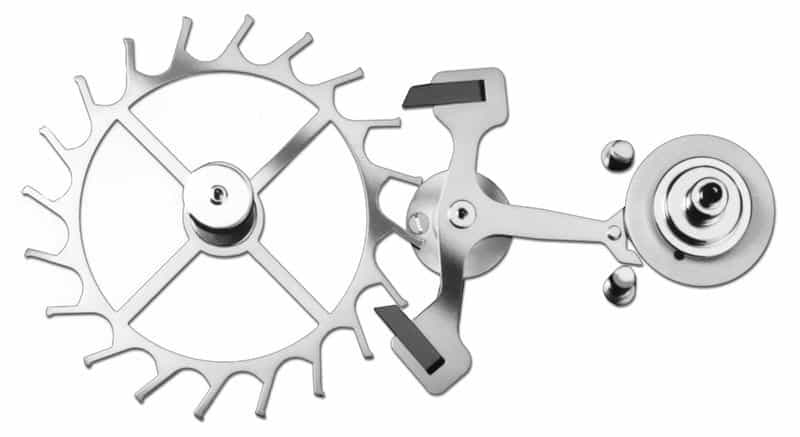 Swiss-Lever-Escapement