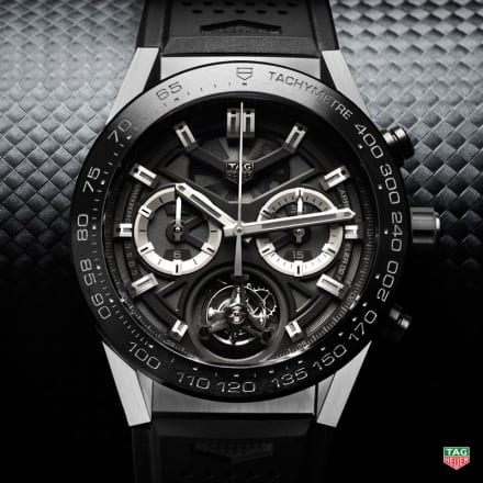 TAG Heuer, a Tourbillon for less than CHF 15'000. How possible?