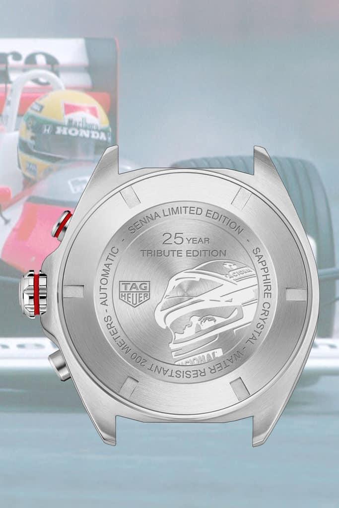 TAG Heuer Formula 1 Calibre 16 back