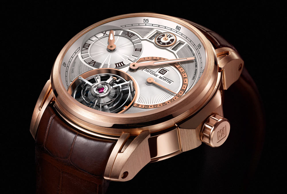 Antoine Martin, contemporary elegance in watchmaking