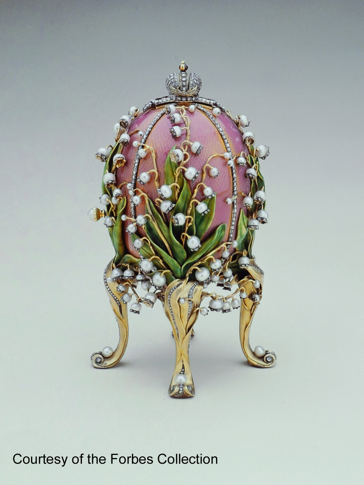 The-Fabergé-Lilies-of-the-Valley-Egg