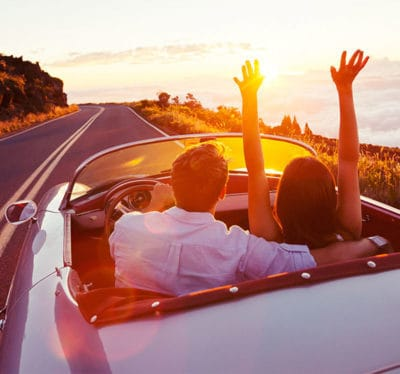 The World's Most Romantic Drives