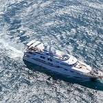 Seven Days Exploring Sardinia and Sicily by Superyacht