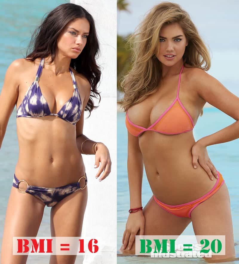 top-models-bmi-weight-problem