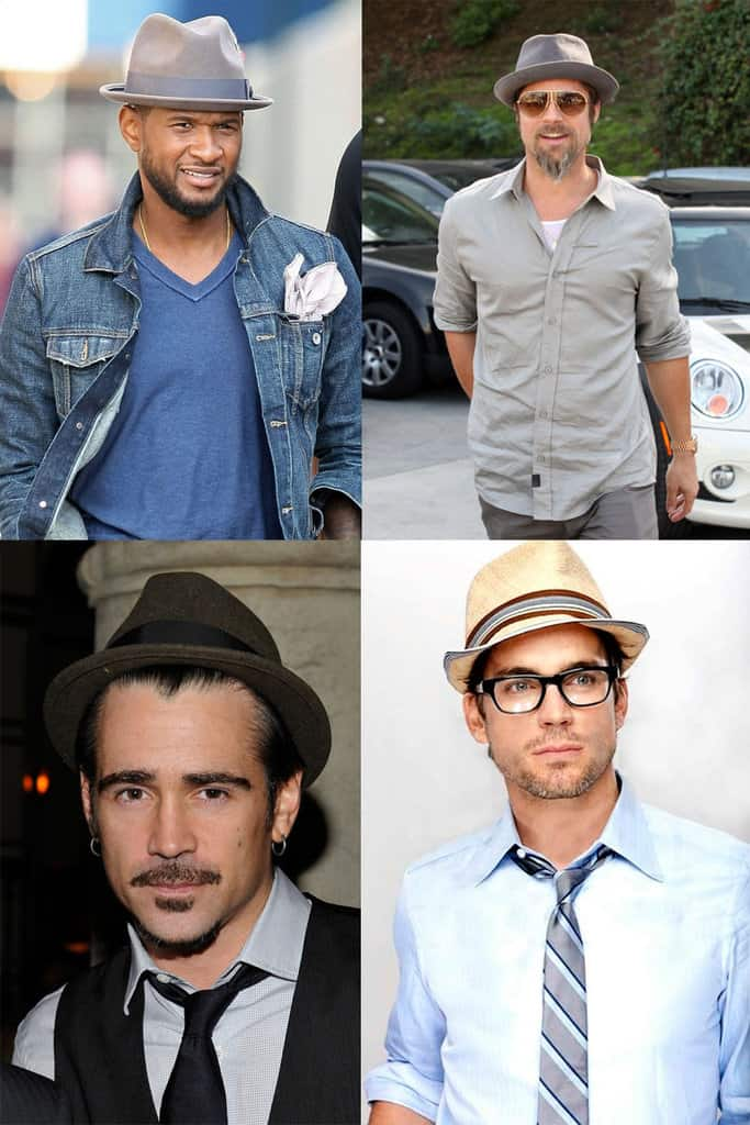 Trilby-hats-for-summer