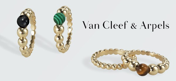Van Cleef & Arpels Perlée Couleur, the spirit of the Maison.