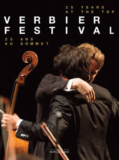 Verbier Festival – Celebrating 25 Years At The Top With An Anniversary Art Book.