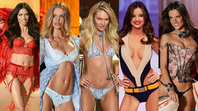 Victoria-secret-models-most-naked-moments