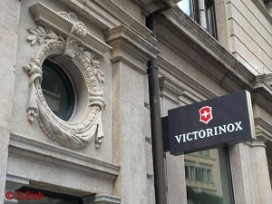 Victorinox Opens New Flagship Store In Z 252 Rich Luxury