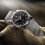 Victorinox Swiss Army new Infantry GMT. Invitation to Travel.