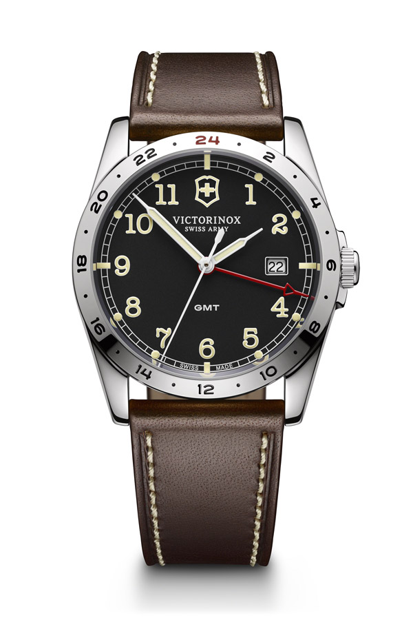 Victorinox Swiss Army New Infantry Gmt Invitation To