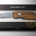 Victorinox RangerWood Damast Limited Edition 2015