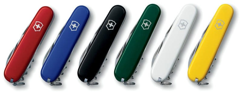 Victorinox-Spartan-colors