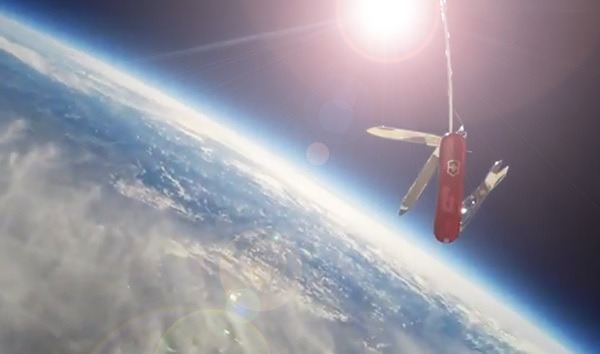 Switzerland reaches the stars with Victorinox.