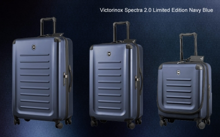 Victorinox Spectra 2.0 Blue Navy Limited Edition