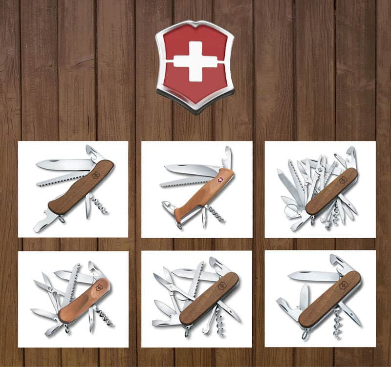 Victorinox-wood-collection