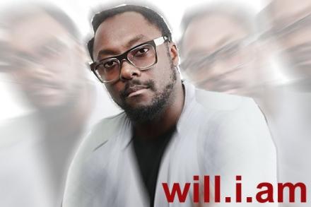 will.i.am, supra-active and genius.