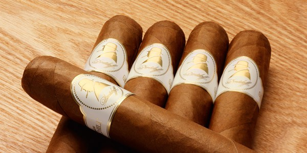 The Davidoff Churchill's collection, an exceptional cigar for an exceptional man.