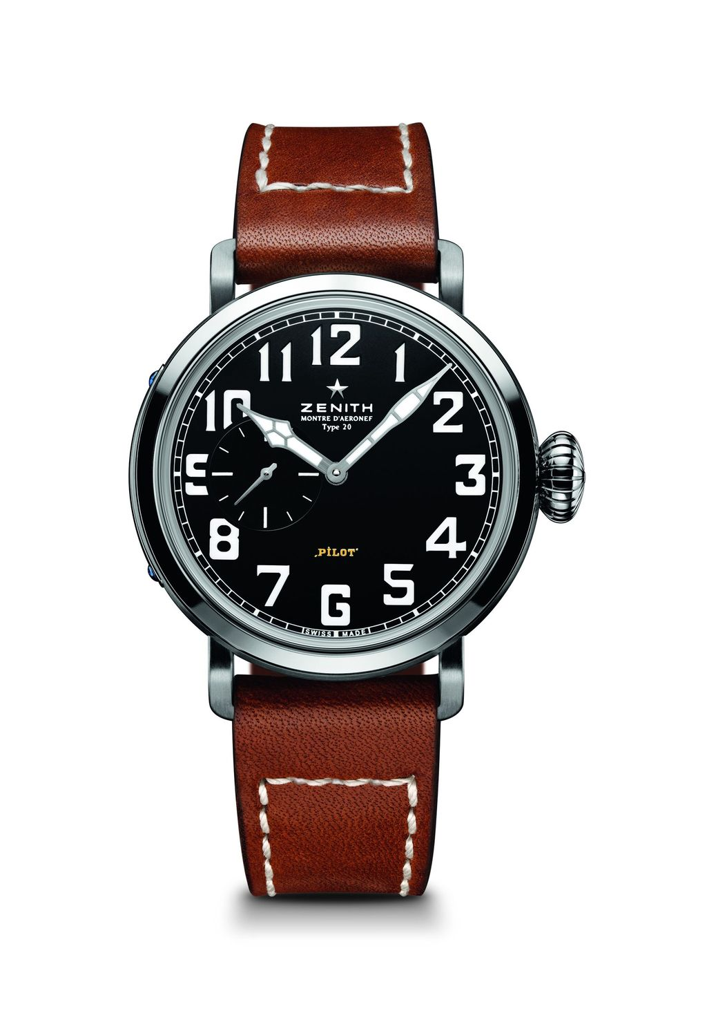 Zenith Pilot Type 20 40 mm