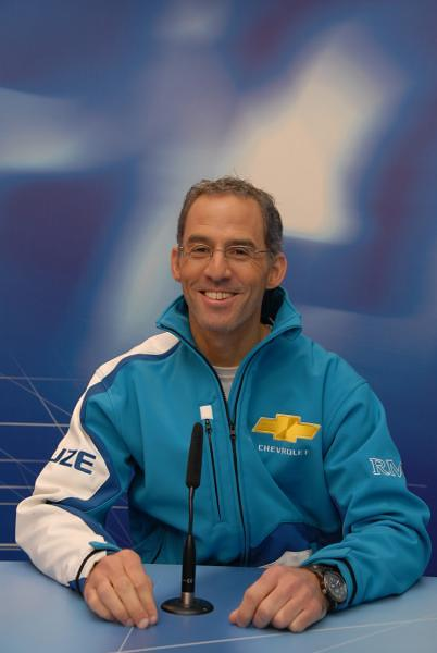 Alain Menu, pilote officiel WTCC Chevrolet