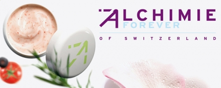 Alchimie Forever, Swiss quality for your daily beauty.