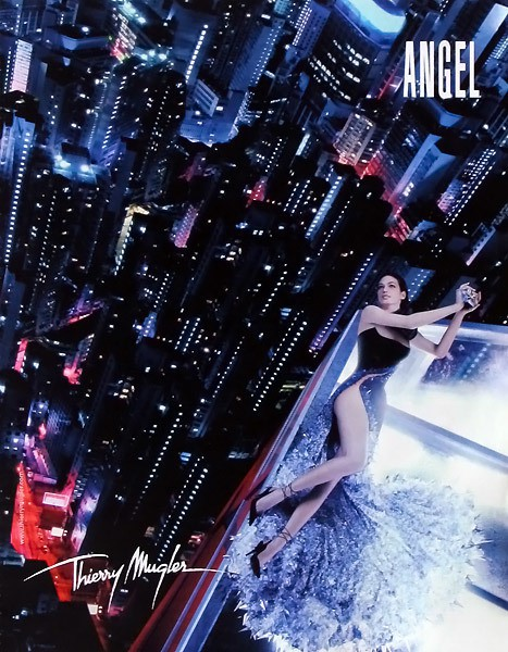 angel by thierry mugler happy 20th anniversary luxury. Black Bedroom Furniture Sets. Home Design Ideas