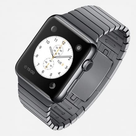 Apple Watch, unfortunately it was made by Apple