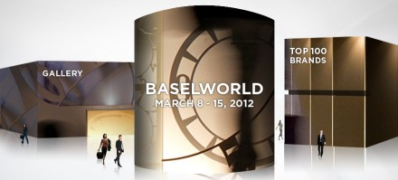 Baselworld 2012, the Watch industry comes to Switzerland.