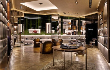The Latest Boutiques: Berluti, Lanvin & Vacheron Constantin