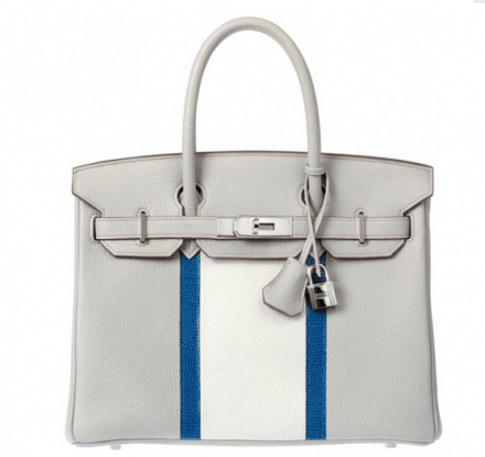 Hermes Birkin Bag revamped