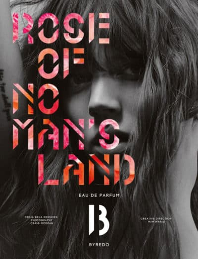 Byredo Rose Of No Man's Land  – Selflessness And Compassion