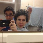 Our DIY haircuts boost brotherly love