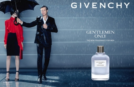 The return of the Gentleman by Givenchy