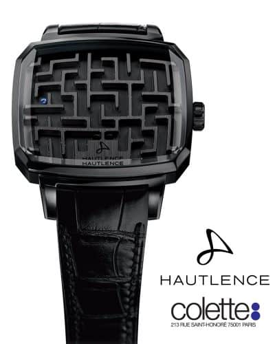 Hautlence Playground Labyrinth by colette – Time to disconnect
