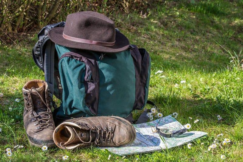 Hiking-hats