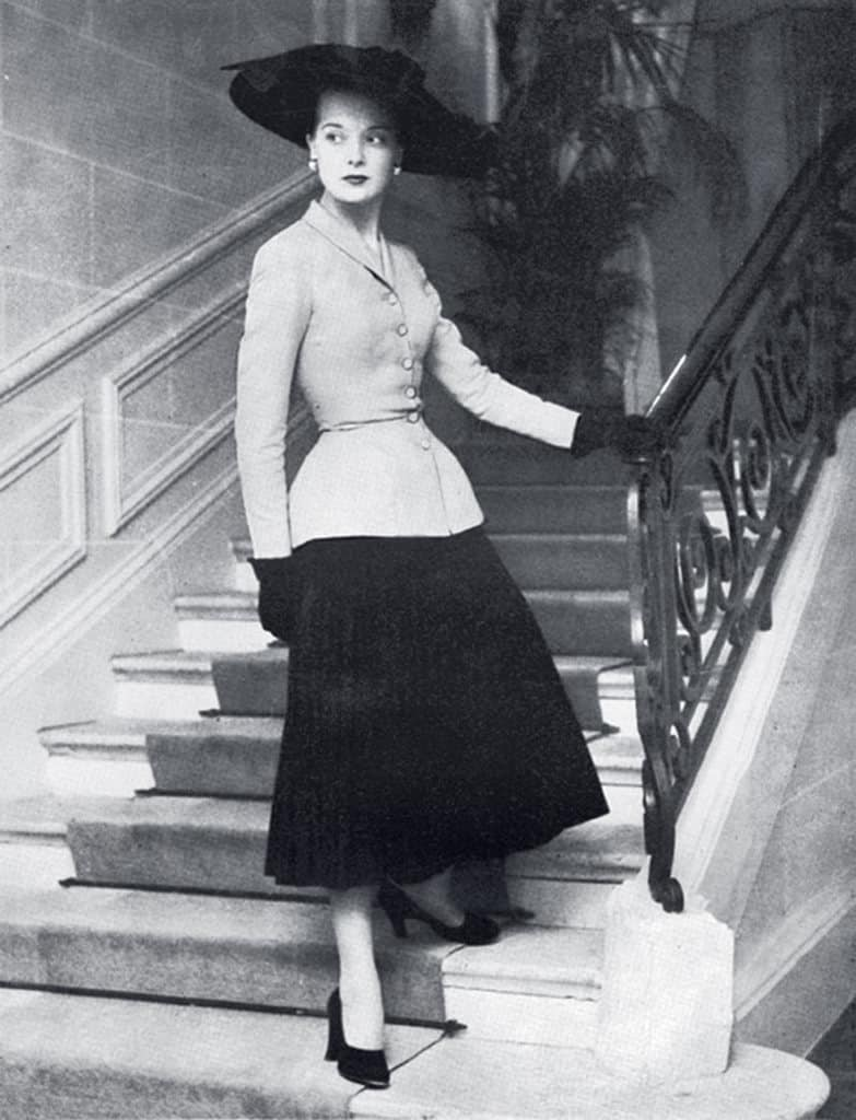 history-of-christian-dior-new-look
