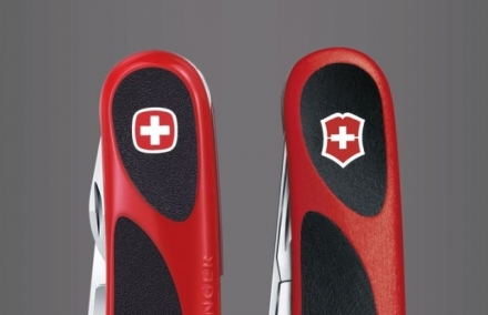 Victorinox Delemont collection, a Swiss Army knife story.