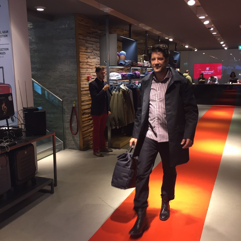 Victorinox-fashion-show-geneva-store-men